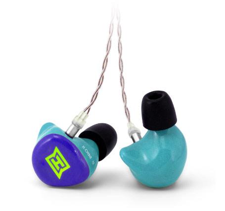 Professionelles InEar Monitoring – den HEAROS PRO 2 für Musiker auf der Bühne gibt's auch als UNIFIT-Version, passend für jedes Ohr.
