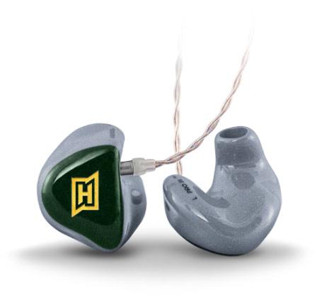 Professionelles InEar Monitoring – der HEAROS PRO 3 für Musiker auf der Bühne.