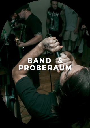 Bandprobe mit HEAROS In Ears – Musiker im Band- und Proberaum
