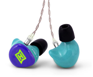 Professionelles InEar Monitoring – den HEAROS PRO 3 für Musiker auf der Bühne gibt's auch als UNIFIT-Version, passend für jedes Ohr.