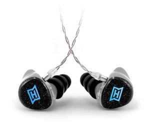 Professionelles InEar Monitoring – den HEAROS PRO 4 für Musiker auf der Bühne gibt's auch als UNIFIT-Version, passend für jedes Ohr.